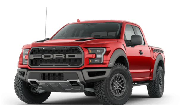 2019 Ford F-150 Raptor Truck SuperCab Styleside
